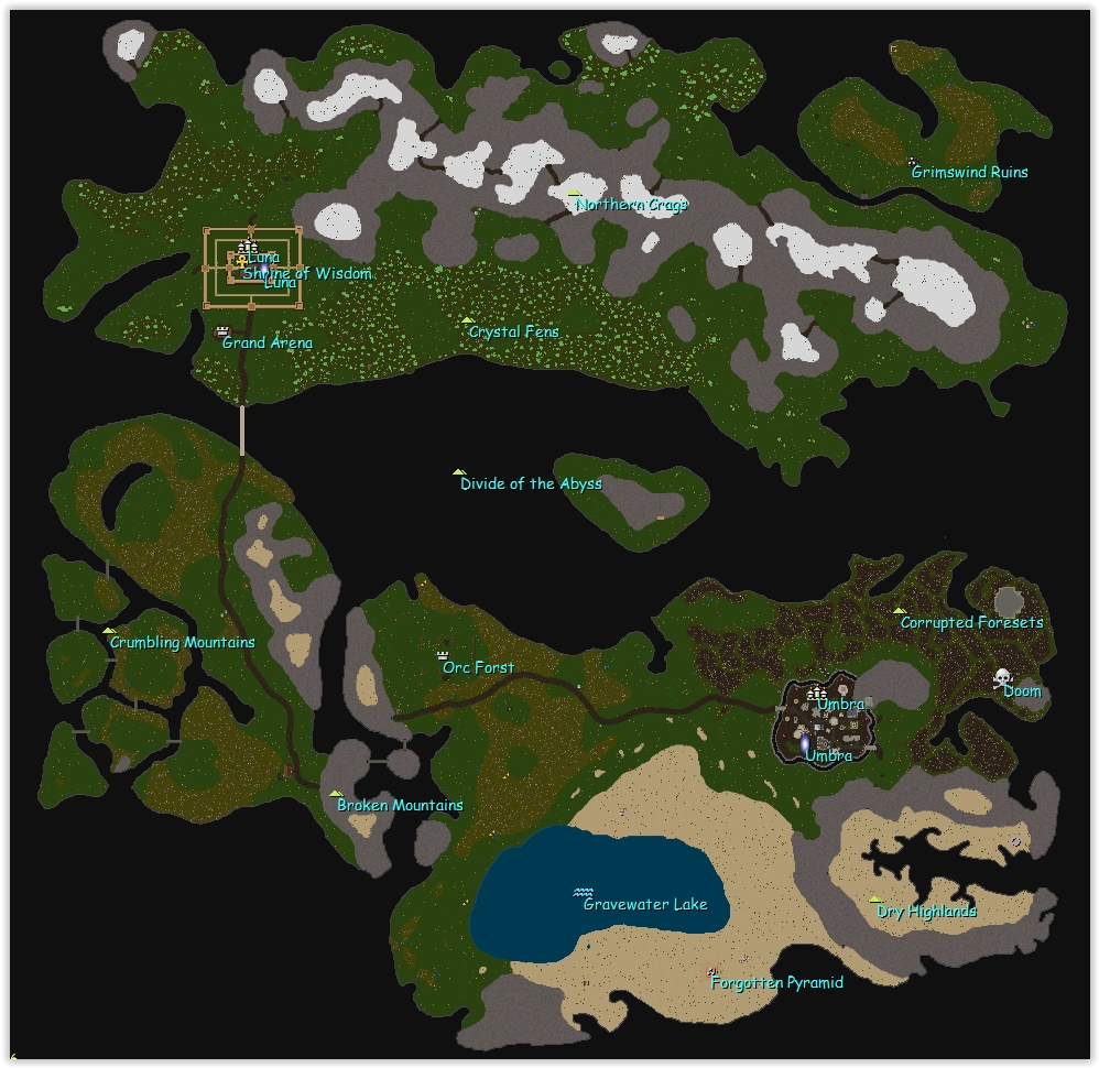 Map Legacy Uo
